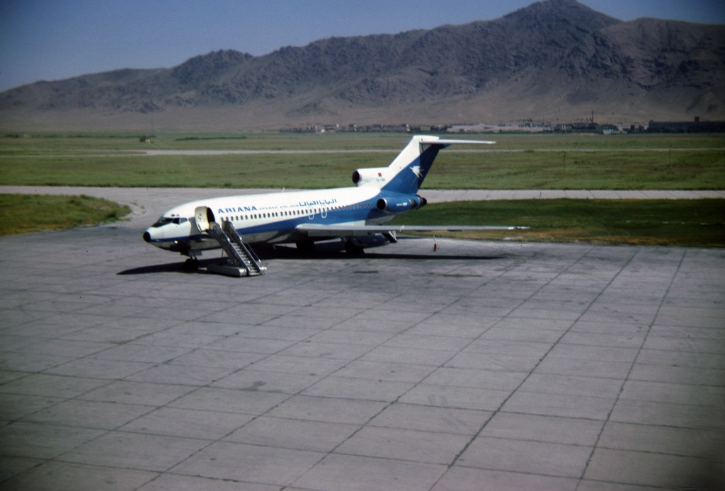 0156 Kabul - Ariana Airlines