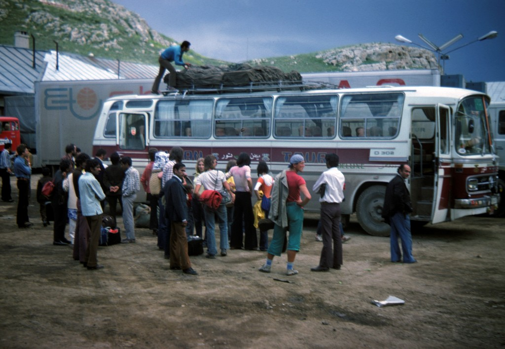 0069 Turkey-Iran - Passengers