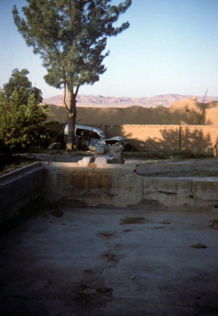 0085 Afghanistan - Islam Qala