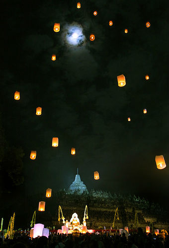 Borobudur Moon Lanterns