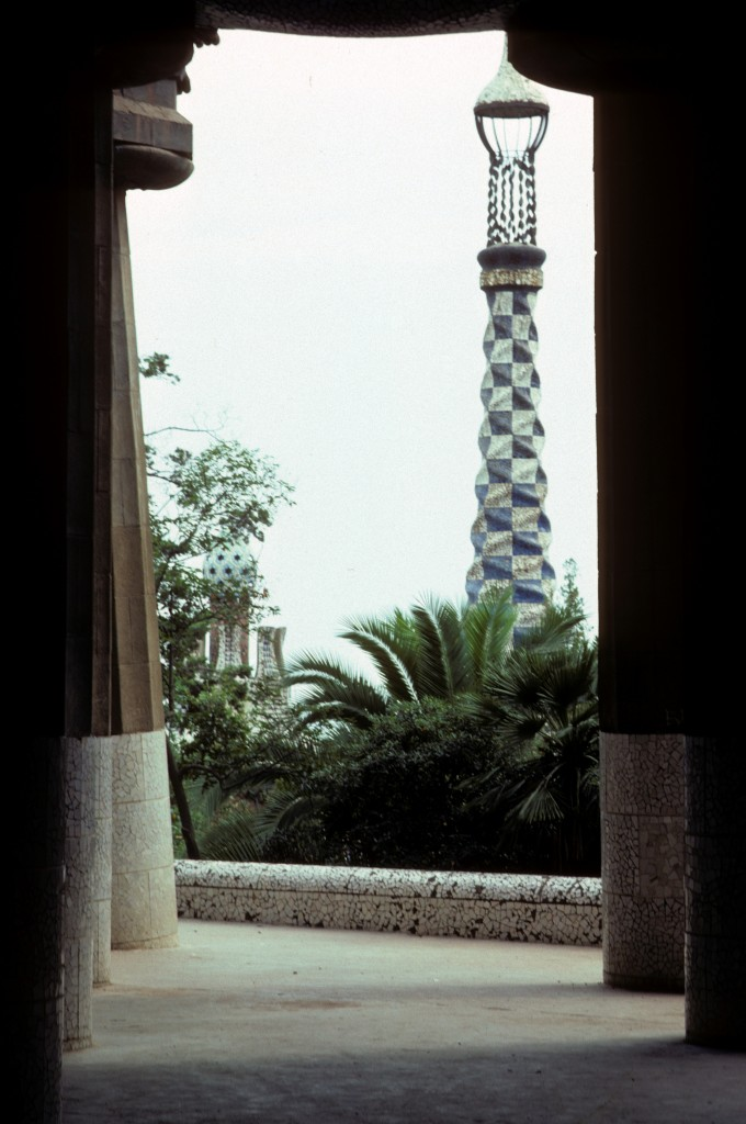Park Guell is not your typical centerpiece of a real estate development project. Only two homes were built of the sixty planned by Eusebi Guell. One currently houses the Gaudi House Mueum.