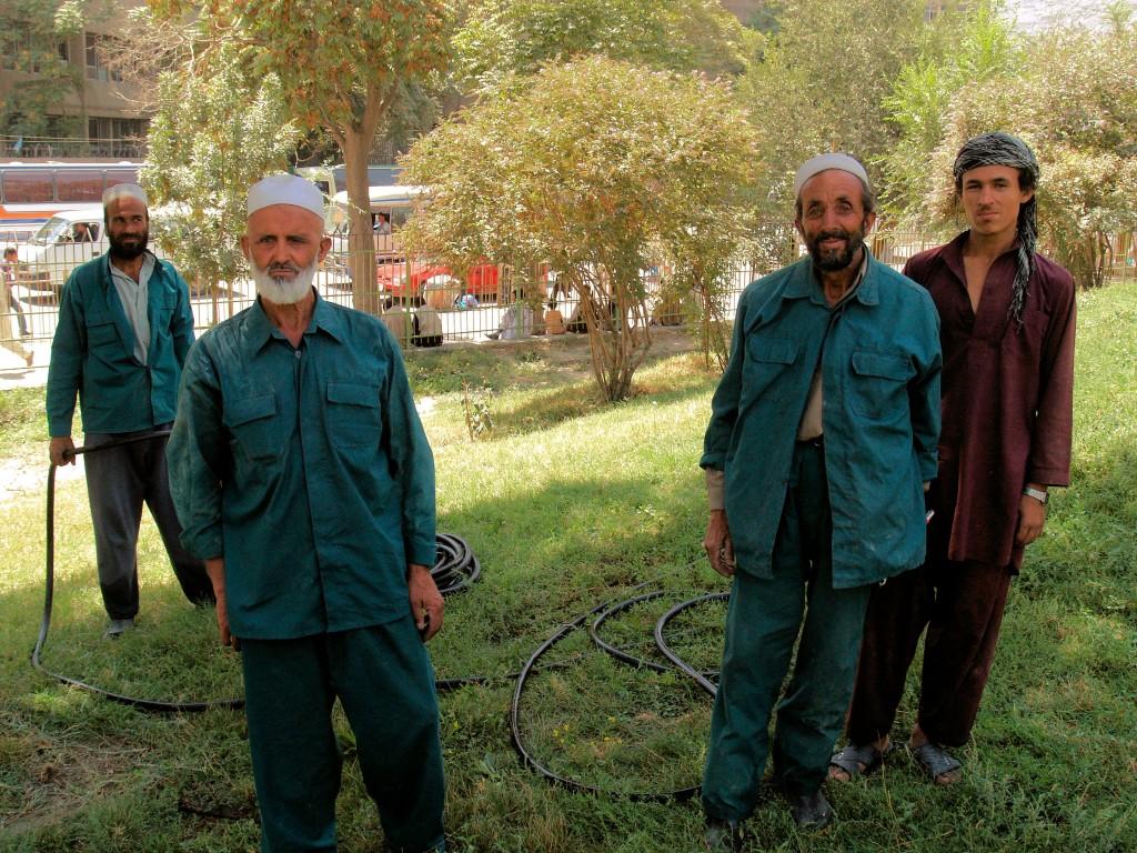 Green Kabul Municipality