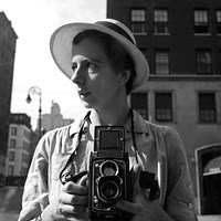 Self portrait NYC c. 1950